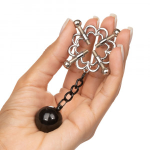Nipple Grips  4 Point Weighted Nipple Press